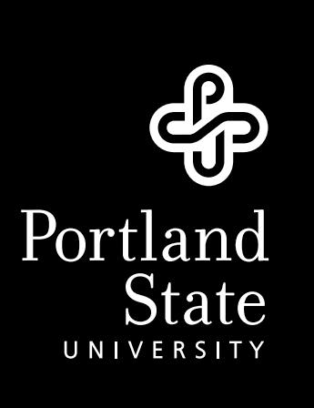 White PSU logo