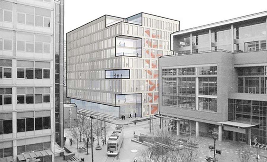 PSU-OHSU School of Health Building